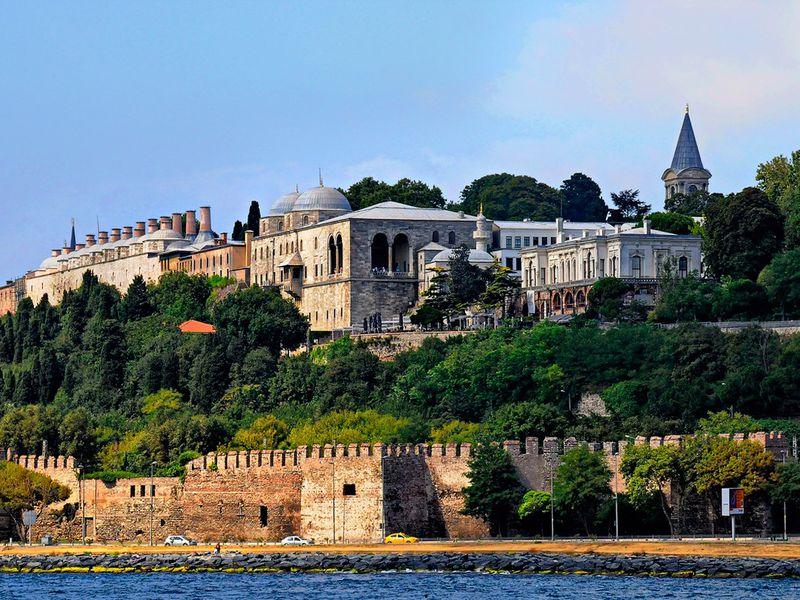 Из Европы в Азию - экскурсия в Стамбуле