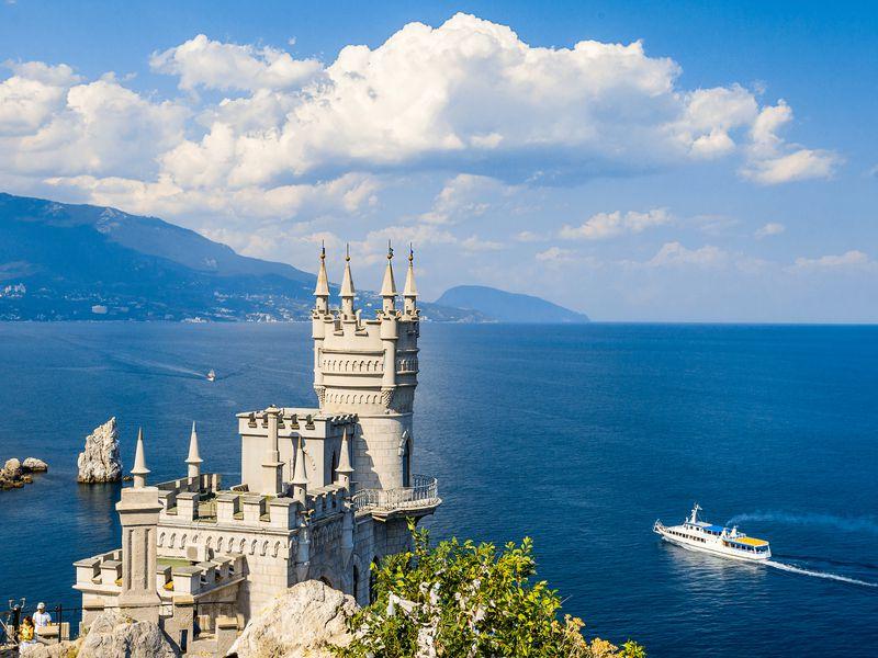 Символы Крыма - экскурсия в Ялте