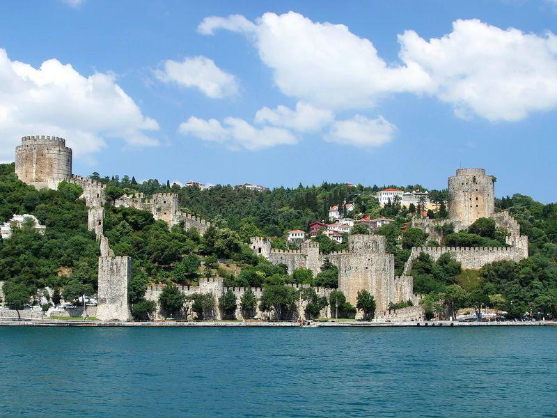Стамбул и Босфор — вечный дуэт - экскурсия в Стамбуле