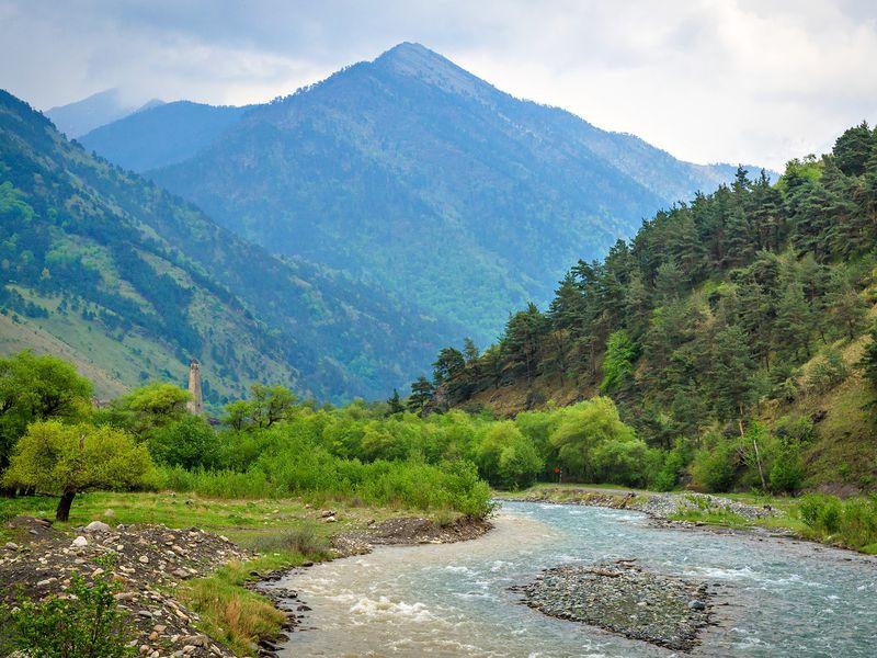 Горная Ингушетия — страна башен и легенд - экскурсия в Владикавказе