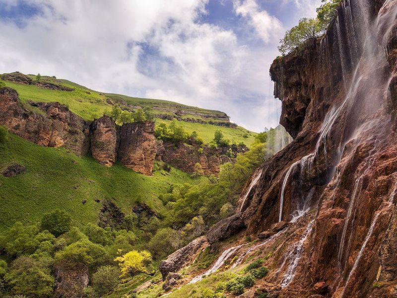 Плато Канжол, озера Шадхурей иводопад Гедмишх — изПятигорска - экскурсия в Пятигорске