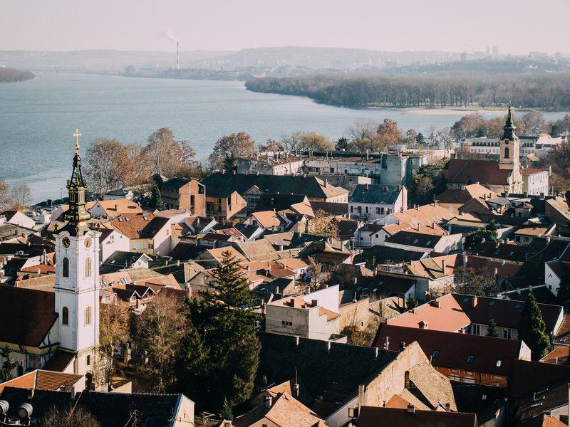 Белград — любовь с первого взгляда - экскурсия в Белграде