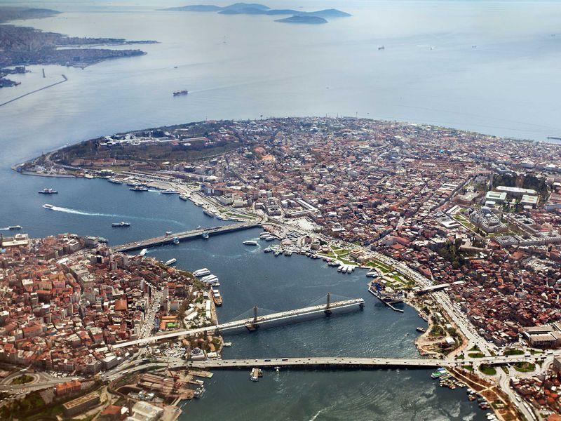 Стамбул без покрывала или как потеряться в городе - экскурсия в Стамбуле
