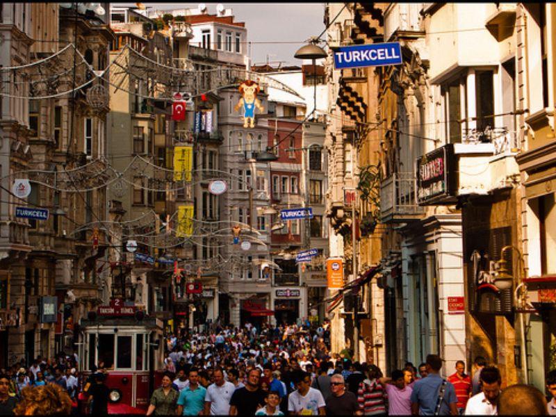 Стамбул — это Истикляль! - экскурсия в Стамбуле