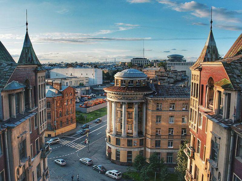 Дорога петербургского модерна - экскурсия в Санкт-Петербурге