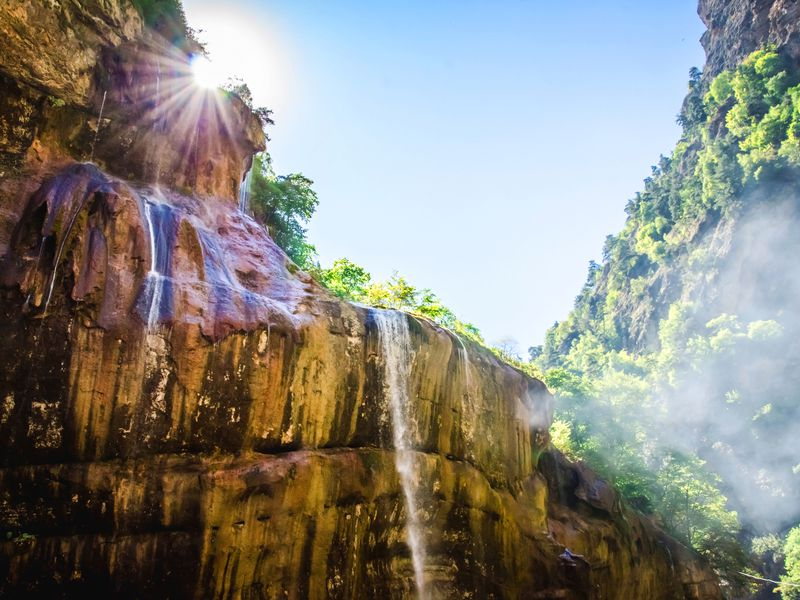 На внедорожнике — в Чегемо-Башильский заповедник - экскурсия в Минеральных Водах