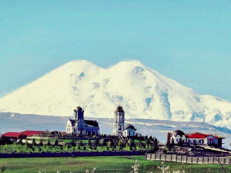 Христианские святыни Кавказа - экскурсия в Пятигорске