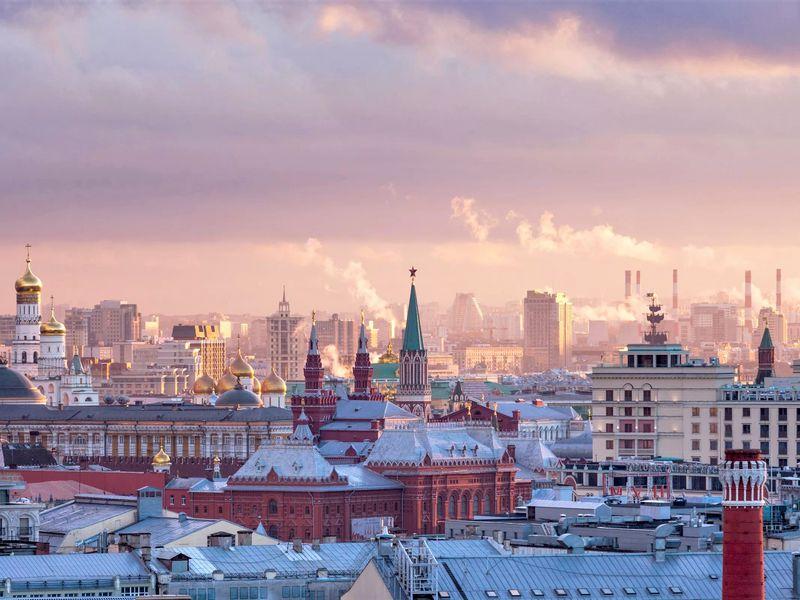 Москва: инструкция по применению - экскурсия в Москве