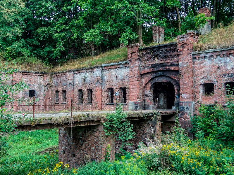 Стражи Кенигсберга: подземные ходы, форты и бастионы - экскурсия в Калининграде