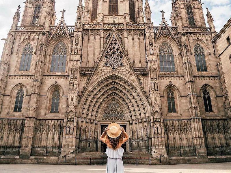 Барселона — любовь моя и твоя - экскурсия в Барселоне
