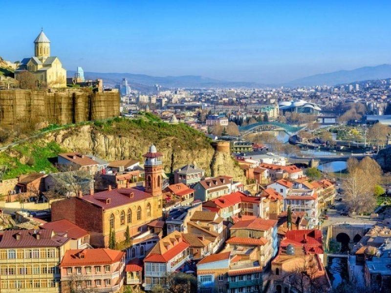 Квест постарому Тифлису - экскурсия в Тбилиси