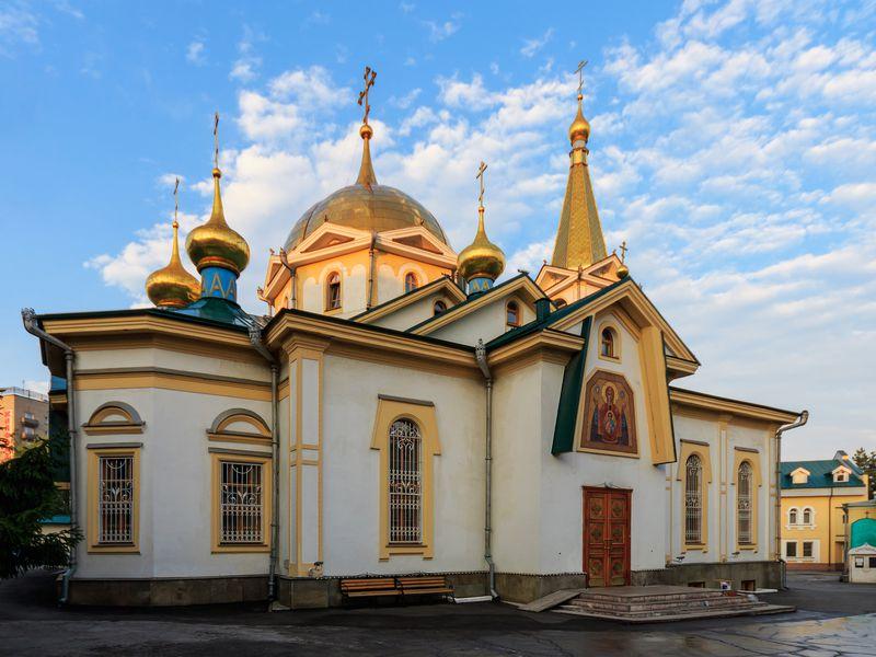 Главные храмы Новосибирска - экскурсия в Новосибирске