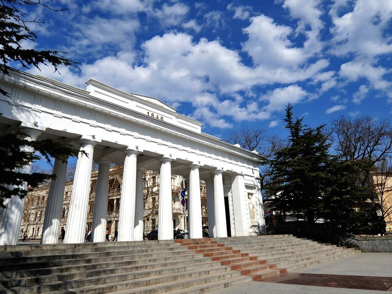 Севастополь в лицах - экскурсия в Севастополе