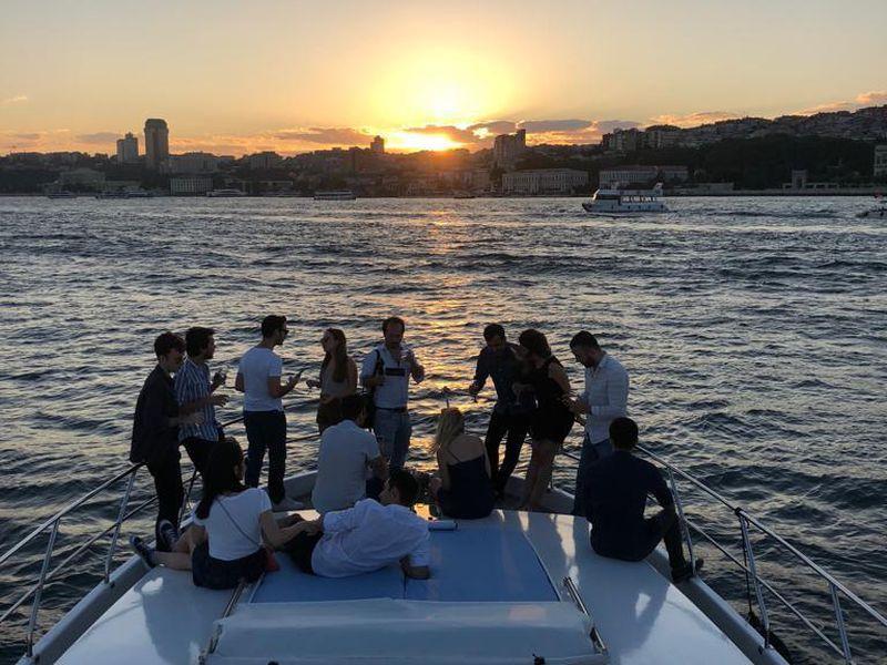 Наяхте— меж двух континентов! - экскурсия в Стамбуле