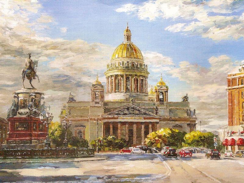 Три площади петербургских - экскурсия в Санкт-Петербурге