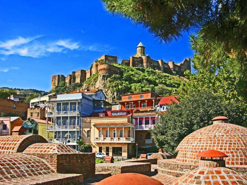 Нукак неполюбить Тбилиси! - экскурсия в Тбилиси