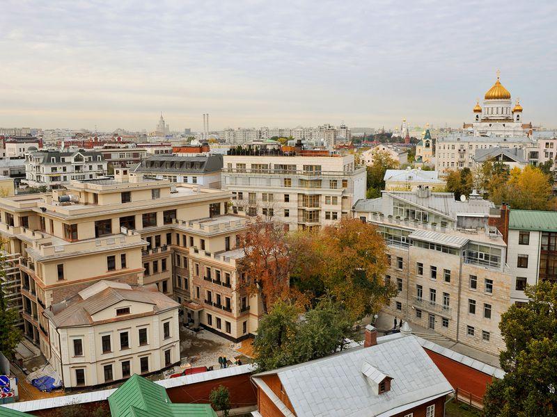 Хамовники: по«следам» Репина - экскурсия в Москве