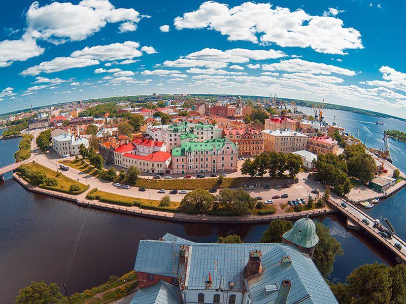 ИзПетербурга вВыборг: поездка скраеведом - экскурсия в Санкт-Петербурге