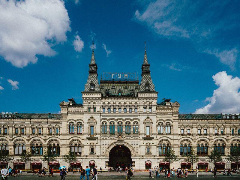 Сердце Москвы: 2 маршрута через день - экскурсия в Москве