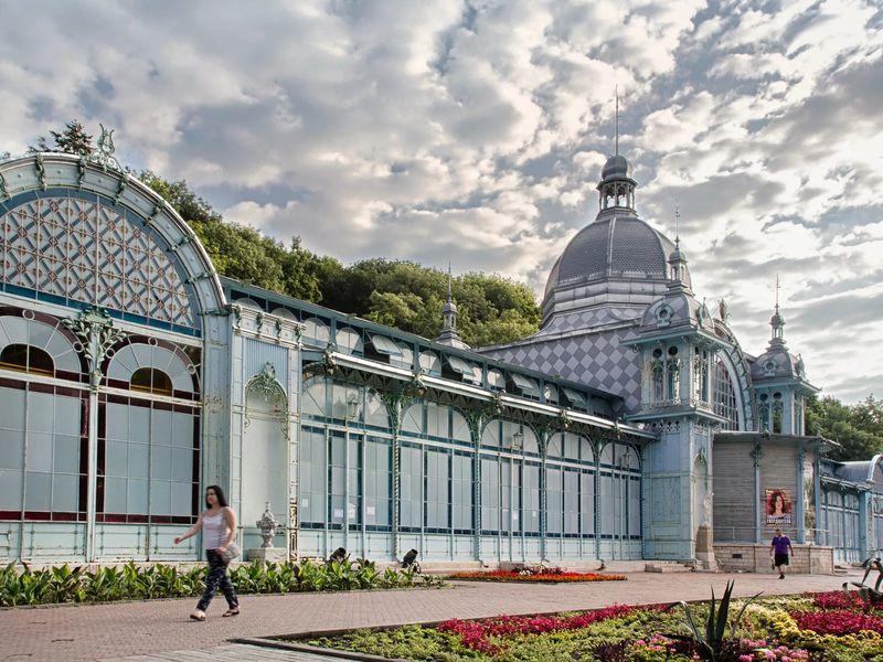 Из Пятигорска в маленький и уютный Железноводск - экскурсия в Пятигорске