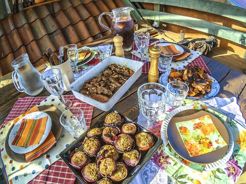 Калининград: ужин иразговоры нагородской крыше - экскурсия в Калининграде