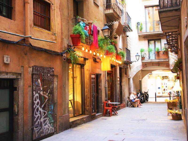 Фото-тур по самым живописным уголкам Барселоны - экскурсия в Барселоне