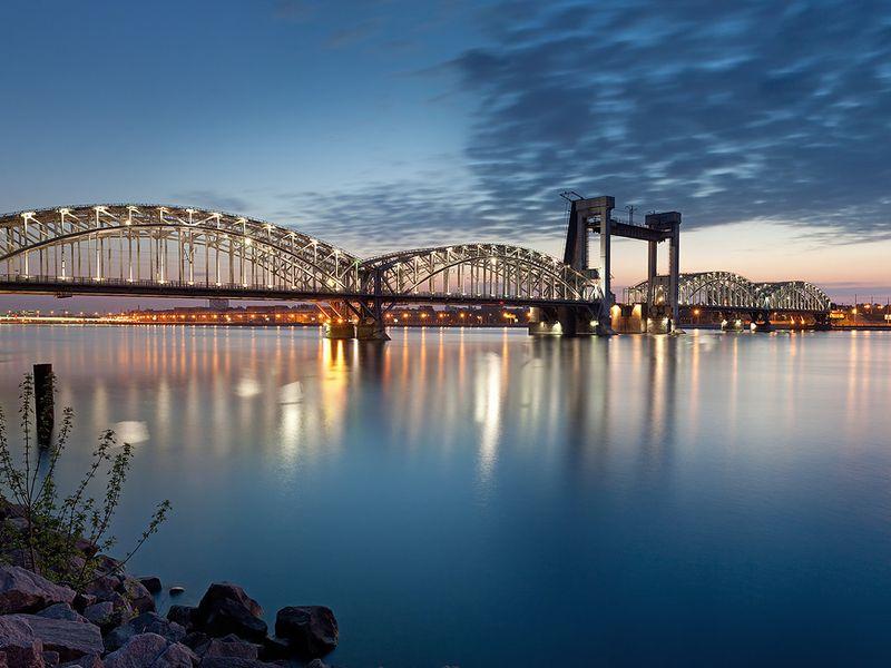 Разводные мосты глазами петербуржца - экскурсия в Санкт-Петербурге