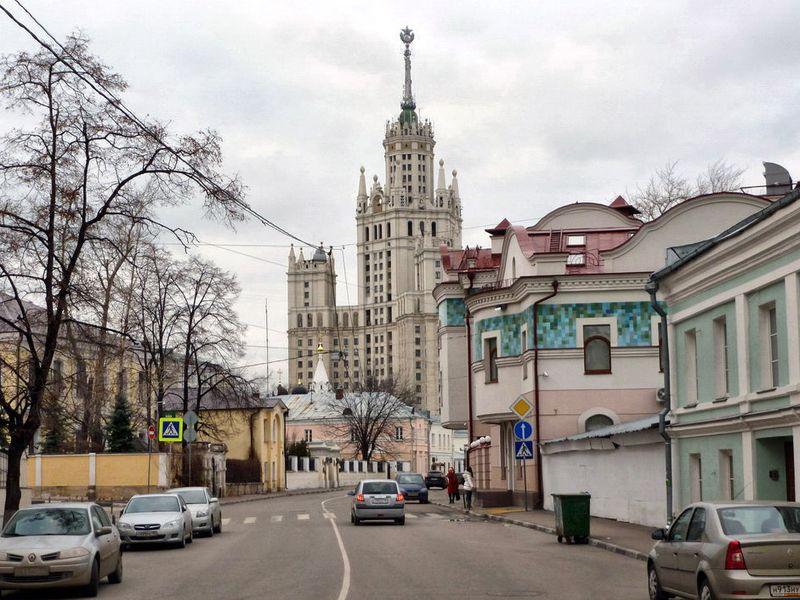 Неизвестная Таганка: пополнить список любимых мест в столице - экскурсия в Москве