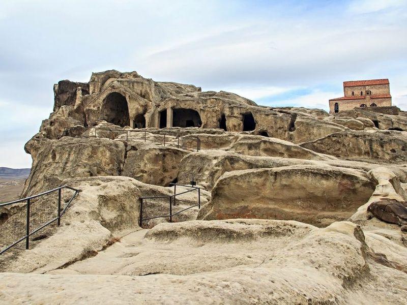 Древняя Мцхета и доисторический Уплисцихе - экскурсия в Мцхете