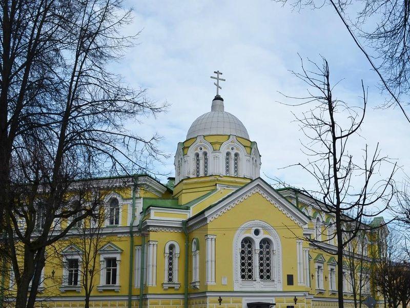 Прогулка по улицам Пушкина - экскурсия в Санкт-Петербурге