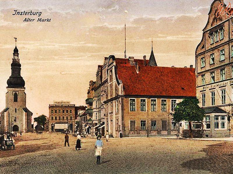 Легенды Черняховска: старинный Инстербург - экскурсия в Калининграде