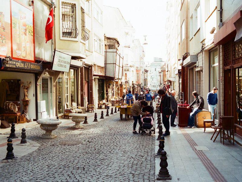О Стамбуле легко и интересно! - экскурсия в Стамбуле