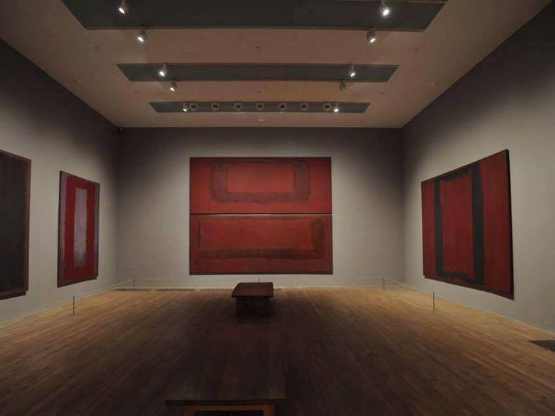 Шедевры абстракционизма в Тейт Модерн - экскурсия в Лондоне