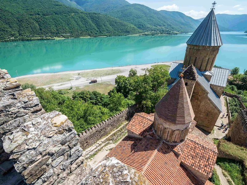 Мцхета и Ананури: о вере и природе - экскурсия в Тбилиси