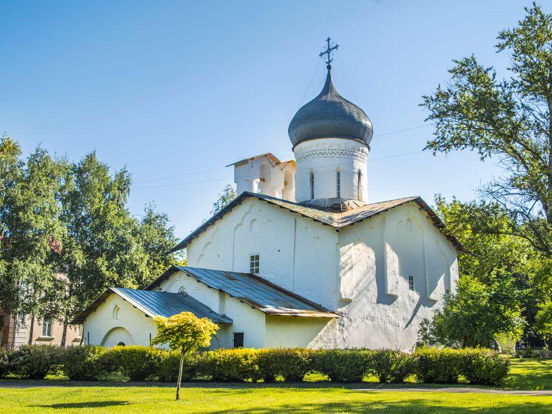 Храмы всердце Пскова - экскурсия в Пскове