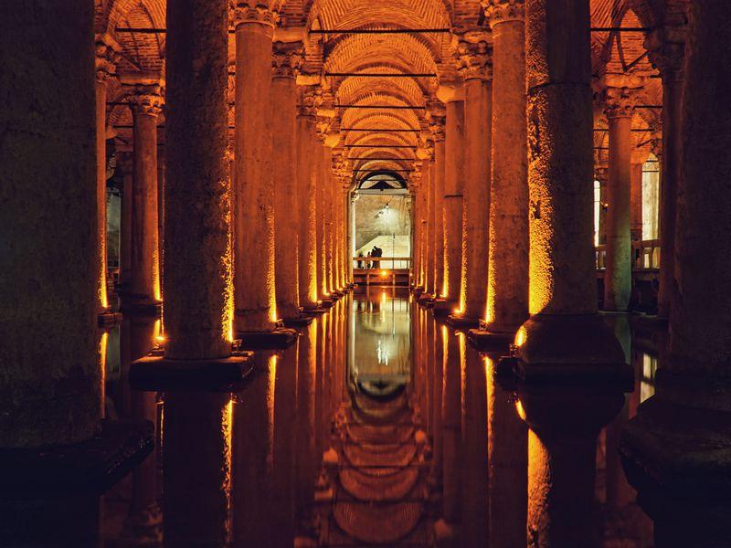 Стамбул— роскошный, мусульманский, древний - экскурсия в Стамбуле