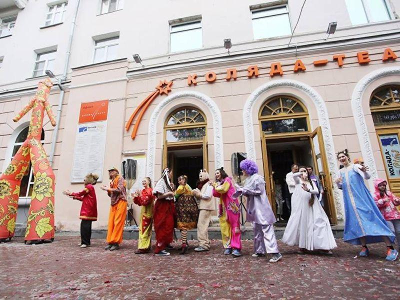 Екатеринбург с изнанки - экскурсия в Екатеринбурге
