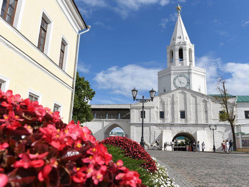 Казанский Кремль вдоль и поперек - экскурсия в Казани