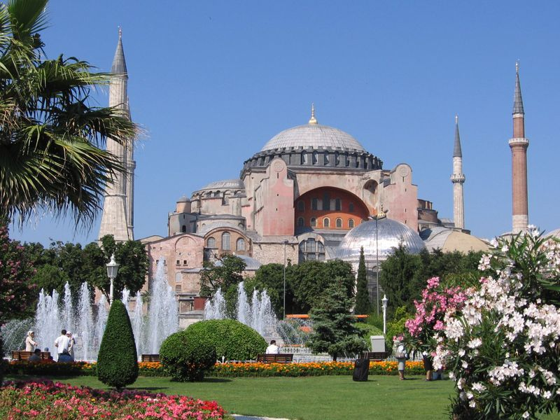 Стамбул-Константинополь, или по следам Византии - экскурсия в Стамбуле