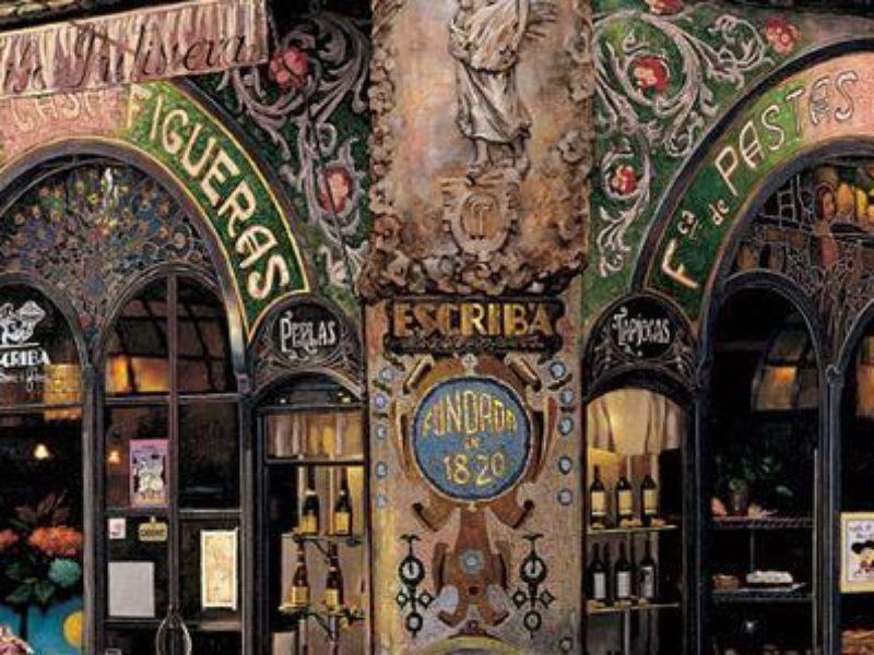 Восхитительный модерн Барселоны - экскурсия в Барселоне