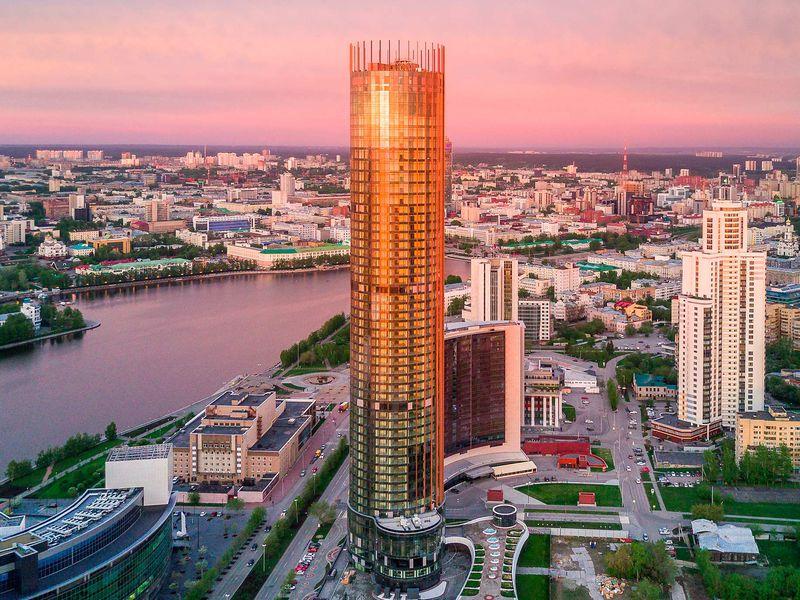 Екатеринбург — путешествие во времени - экскурсия в Екатеринбурге