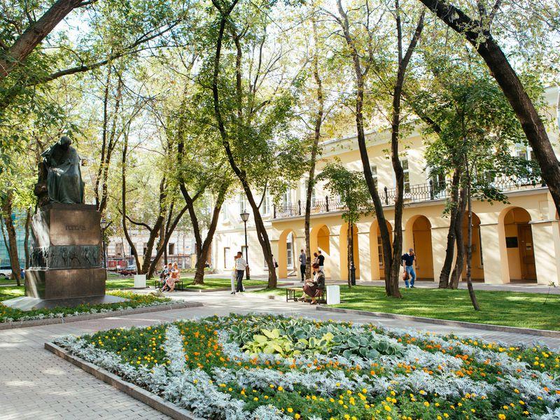 Впоисках любви! Романтичные истории наулицах Москвы - экскурсия в Москве