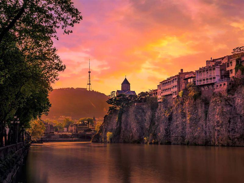 Тбилиси во всей красе и самобытности - экскурсия в Тбилиси