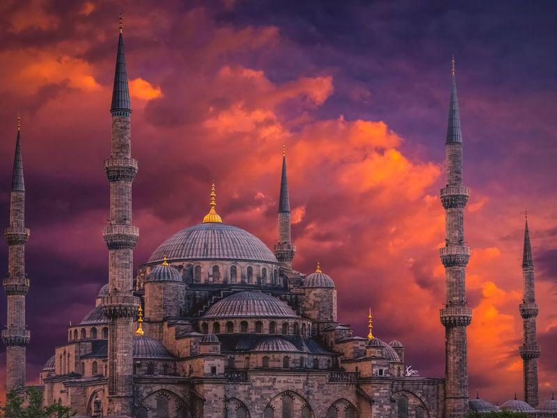 Великая столица османов - экскурсия в Стамбуле