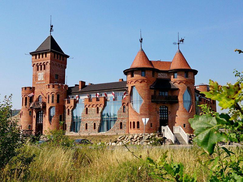 Очарование Куршской косы и загадки средневекового замка Шаакен - экскурсия в Калининграде