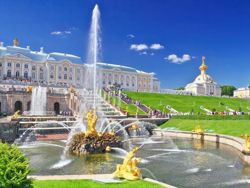 Петергоф и Кронштадт за один день - экскурсия в Санкт-Петербурге
