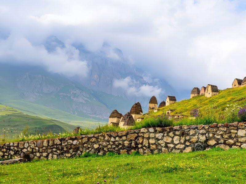 Джип-тур в таинственную Северную Осетию - экскурсия в Владикавказе