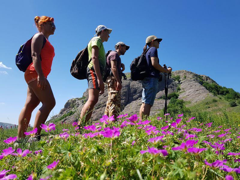 Трекинг на гору Демерджи - экскурсия в Алуште