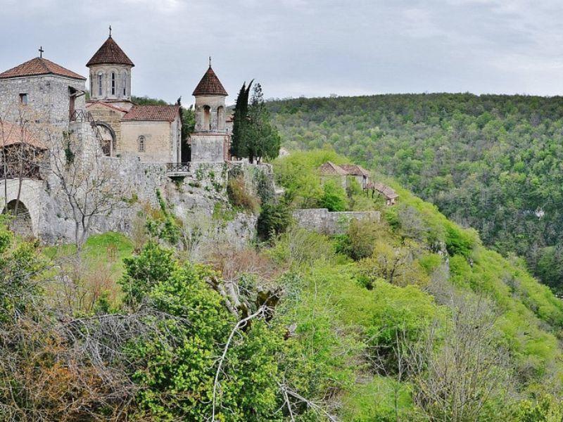 Неизвестный Кутаиси - экскурсия в Кутаиси