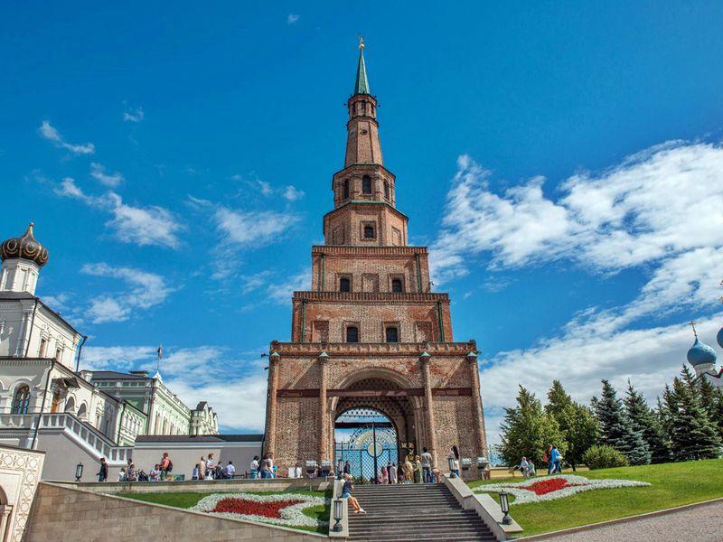 ПоКазани сшироко открытыми глазами - экскурсия в Казани